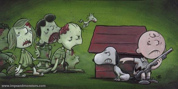 The-Walking-Dead-X-Peanuts